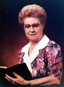 Florence M. Hay obituary photo