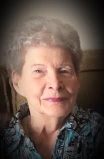 Jacqueline Doreen Davidson obituary photo
