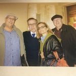 Rod's 80th B-day. Beautiful picture of you 4. RIP RJ.