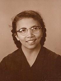 Engeline A. Siagian obituary photo