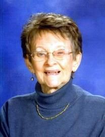 Josephine Smalligan Wharff obituary photo