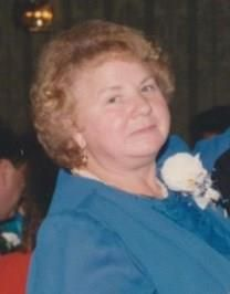 Pelagia SZMURLO obituary photo