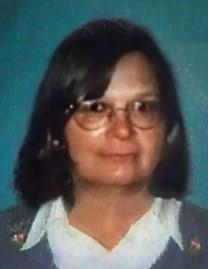 Mary Ellen Marshall obituary photo