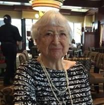 Ruth Mustion obituary photo