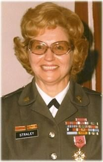 Rose Victoria Straley obituary photo