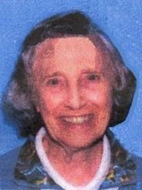 Marie Costello McGraw obituary photo