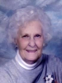 Nedra J. Gillum obituary photo