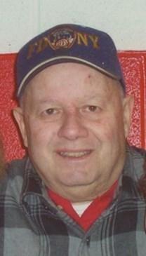 Henry Peter Tron obituary photo