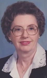 Betty J. Ward obituary photo