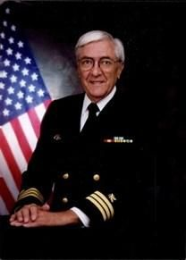 Cdr. Donald Springer obituary photo