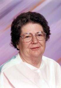 Evelyn C. Olson obituary photo