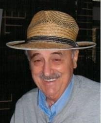 John Vincent Bonito obituary photo