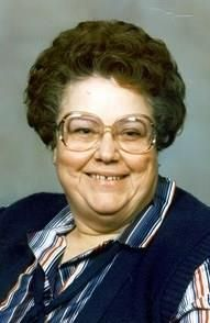 Freda June Johnson obituary photo