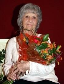 Josephine Mary LaBauve obituary photo