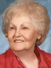 Addie Louise Goss obituary photo