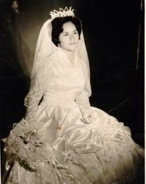 Mercedes Garcia obituary photo