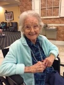 Mary Ella Finck obituary photo