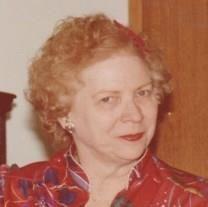 Lila Nadine Dyer obituary photo