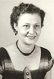Helen Inez Barton obituary photo