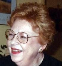 Carol Coghlan Allen obituary photo