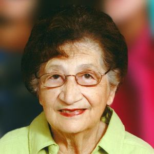 Edda Commons Obituary Photo
