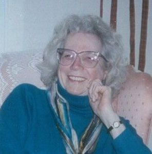 Doris Belle (Pidgeon) Cooke