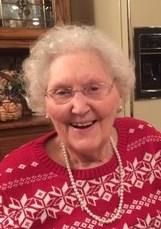 Margaret Marie Martin obituary photo