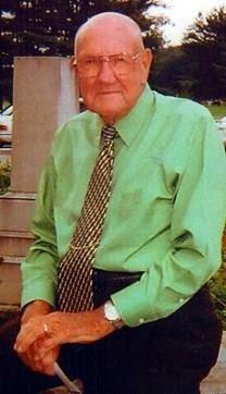 Albert Bruce Crum obituary photo