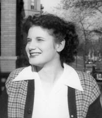 Mary Gilda Matousek obituary photo