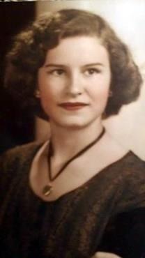 Virginia Kennedy Galloway obituary photo