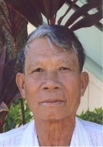 Alfredo Ancheta Ganir obituary photo