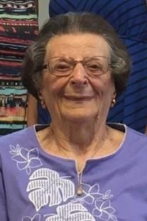 Juanita Feagle Cousins obituary photo