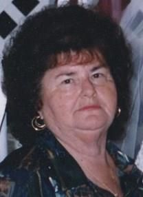 Jobyna Breaux obituary photo
