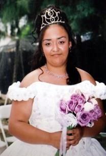 Gina Cervantes obituary photo