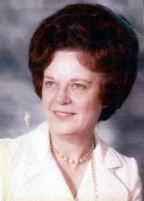 Ethel Lee Hund obituary photo