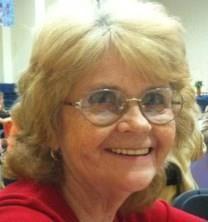 Carol Ann Disney obituary photo
