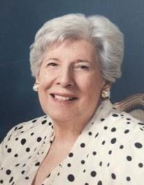 Doris Plough Metz obituary photo