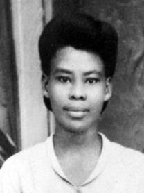 Frances Gloria McDougall obituary photo