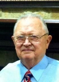 William Marmaduke Menger obituary photo
