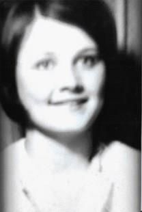 Rita Gaye Hale obituary photo