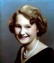 Betty F. Varner obituary photo