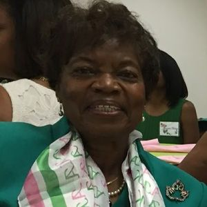 Mrs Viola Washington Wilson