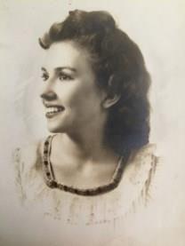 Virginia Louise Taylor Edwards obituary photo