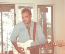 Stanley Pridmore obituary photo