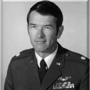 Lt. Col. Edward A. Willming, USAF Ret.