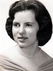Theresa F. Sullivan obituary photo