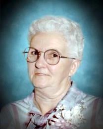Minnie Violet Freimiller obituary photo