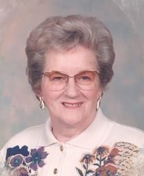 Marjorie May Hunsperger obituary photo