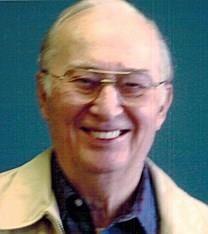 Vernon Kell Smith obituary photo