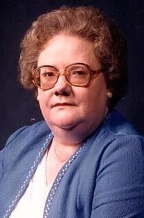 Ona Jean Story obituary photo
